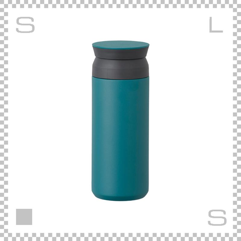 KINTO キントー トラベルタンブラー 500ml ターコイズ 携帯ボトル