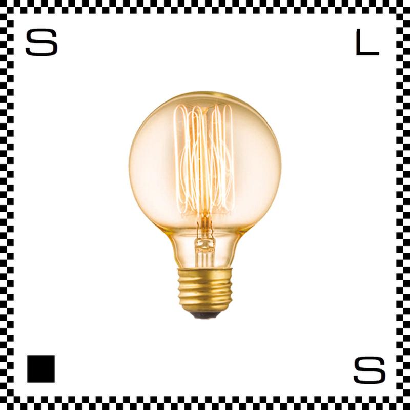 アートワークスタジオ レトロバルブランプ G80電球 60W BU-1150