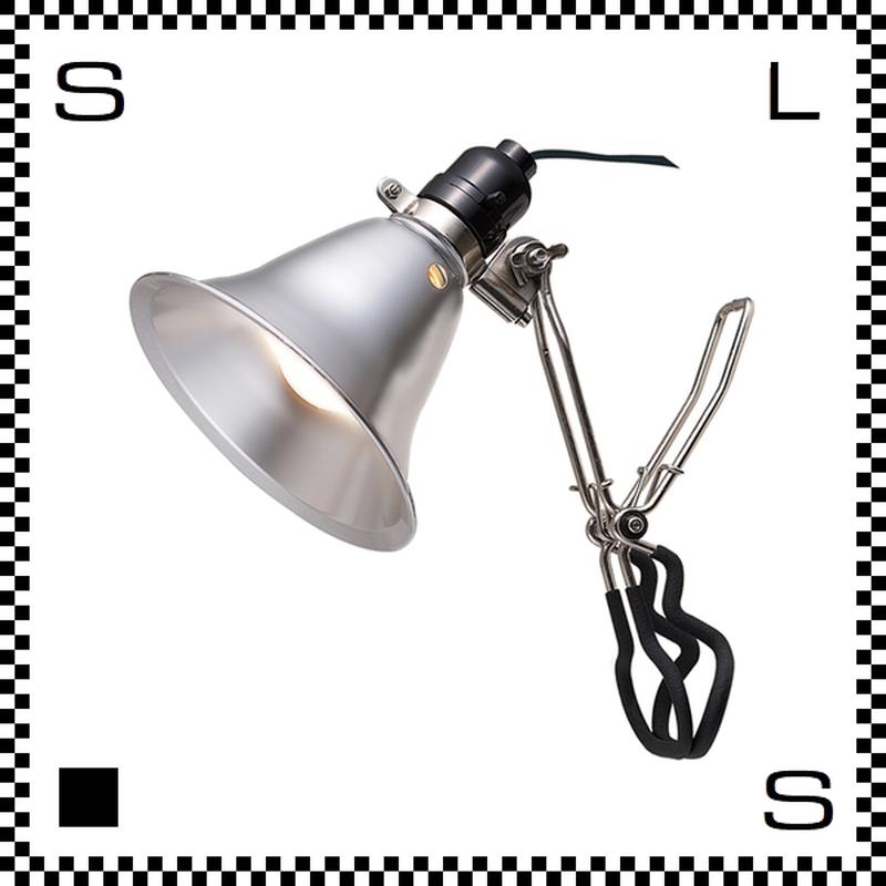 アートワークスタジオ ファクトリークリップ Sサイズ レッドコード クランプ式 テーブルライト 電球付  AW-0290V-BK