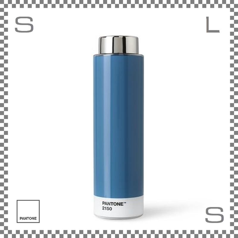 PANTONE パントン ドリンクボトル トライタン ブルー 500ml Φ62/H220mm ステンレスボトル 魔法瓶