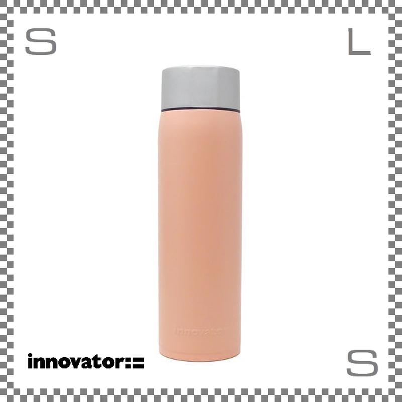Innovator イノベーター ステンレスボトル 480ml レッド Φ63/H216mm 携帯ボトル 魔法瓶 水筒