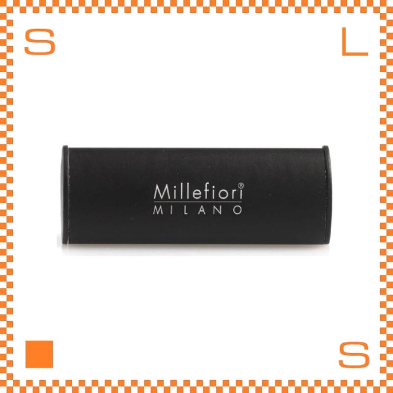 Millefiori ミッレフィオーリ カーエアフレッシュナー アイコン CLASSIC ブラック オキシゲン