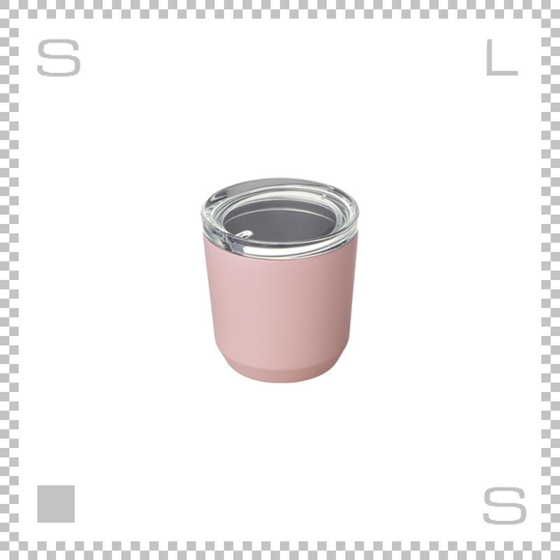 KINTO キントー トゥーゴータンブラー ピンク 240ml ステンレスボトル マグボトル 携帯ボトル
