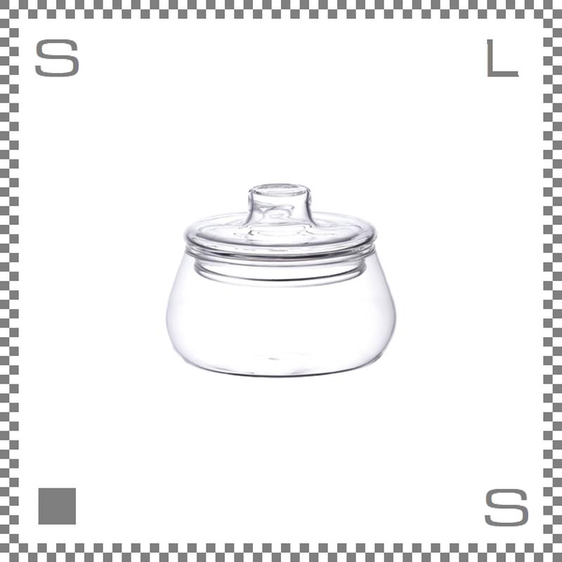 キントー UNITEA シュガーポット 耐熱ガラス製