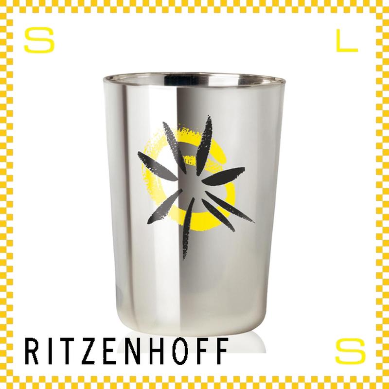 RITZENHOFF リッツェンホフ ジントニックグラス 250ml ファイアーワーク デヴィッド・セシル・ホームズ Φ83/H115mm タンブラー 線香花火 ギフト  ritz-3530004