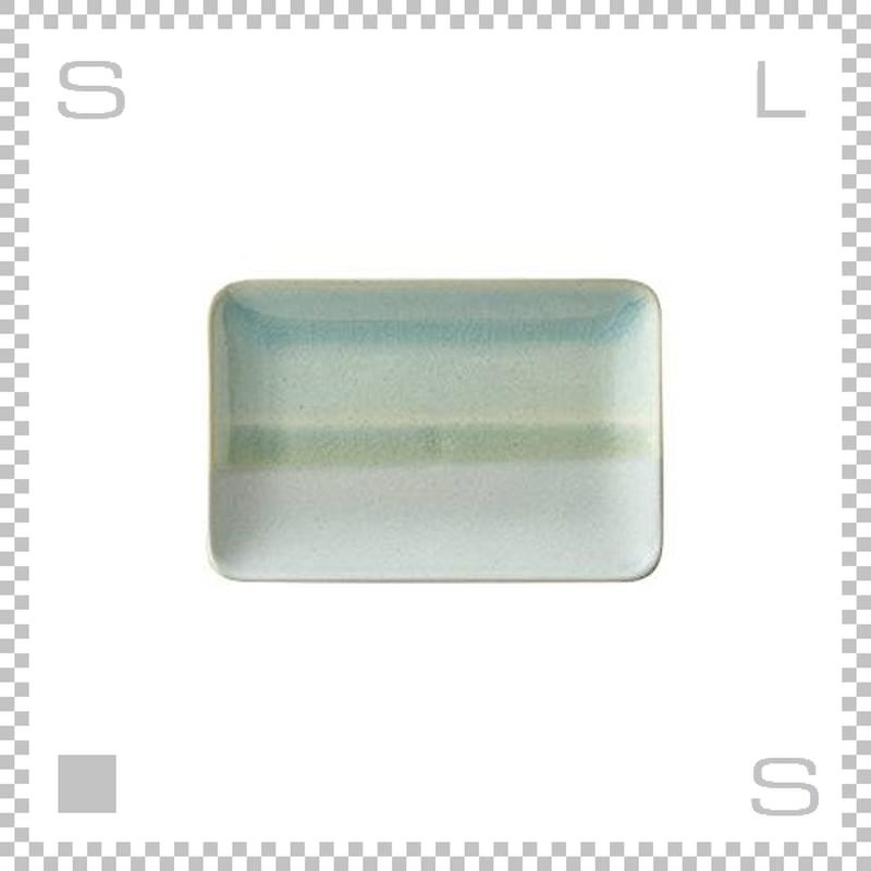 SAKUZAN サクザン COLOR カラー プレート Sサイズ ターコイズ W132/D82/H8mm パステルカラー 日本製