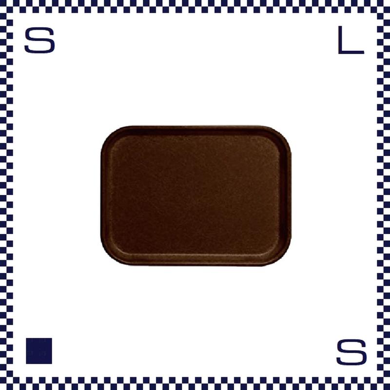 CAMBRO キャンブロ カムトレー スクエア Sサイズ ブラウン 180×125mmトレー グラスファイバー製 アメリカ製