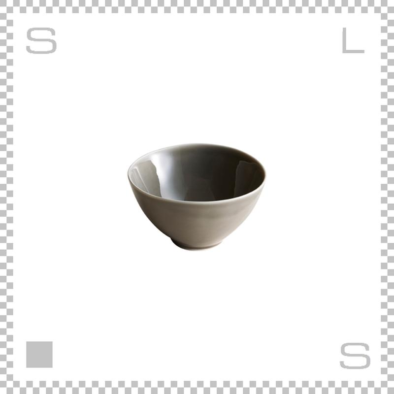 KINTO キントー ATELIER TETE アトリエテテ ライスボウル 115mm ライトグレー Φ115/H65mm 茶碗 日本製