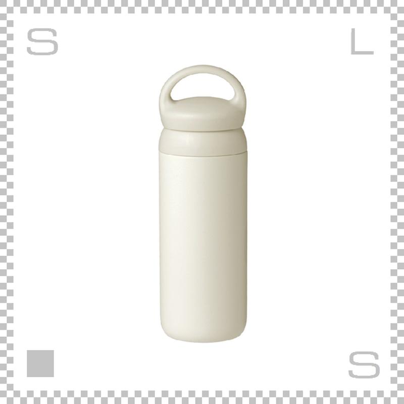 KINTO キントー デイオフタンブラー ホワイト 500ml マグボトル 携帯ボトル