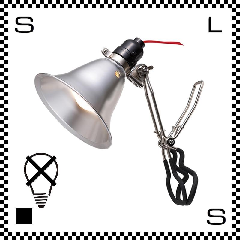 アートワークスタジオ ファクトリークリップ Sサイズ ブラックコード クランプ式 テーブルライト 電球なし  AW-0290Z-RD