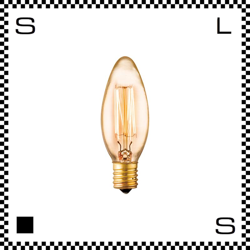 アートワークスタジオ レトロバルブランプ C35電球 25W BU-1162