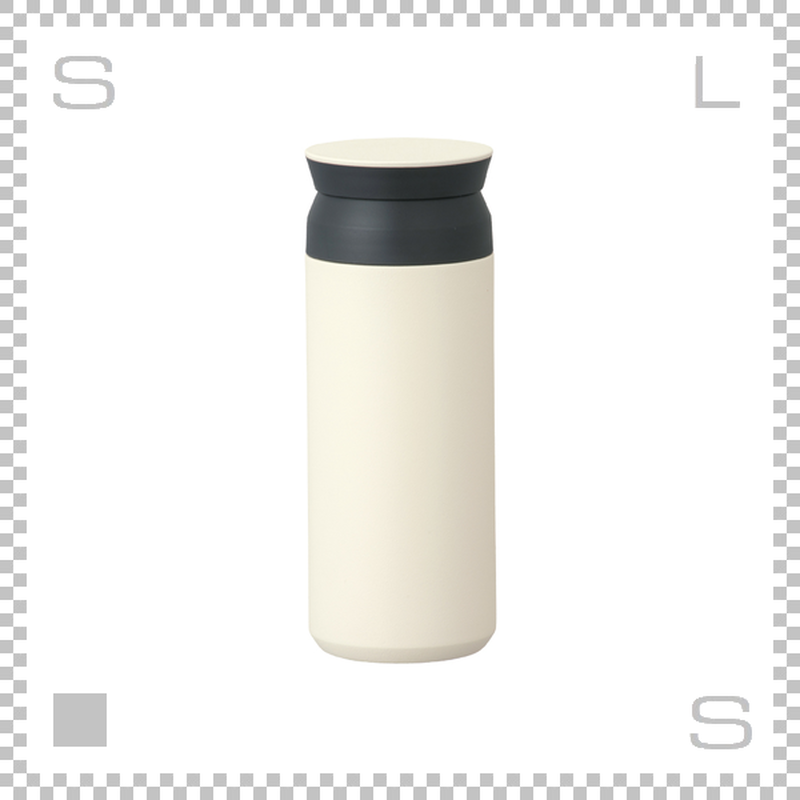 KINTO キントー トラベルタンブラー 500ml ホワイト 携帯ボトル