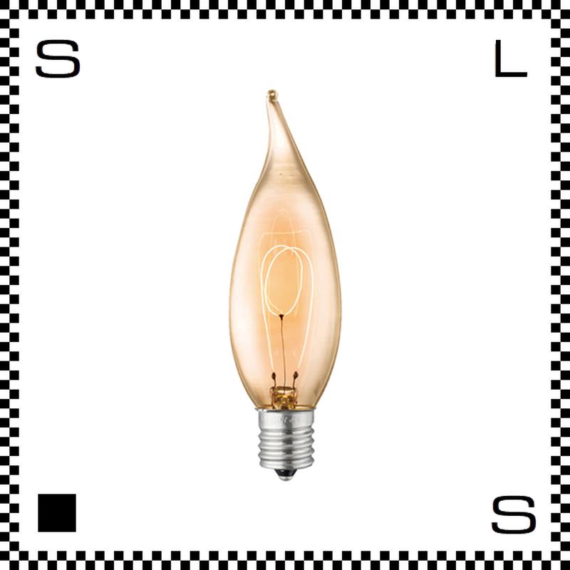 アートワークスタジオ レトロバルブランプ カーボンシャンデリア電球 7W BU-1147