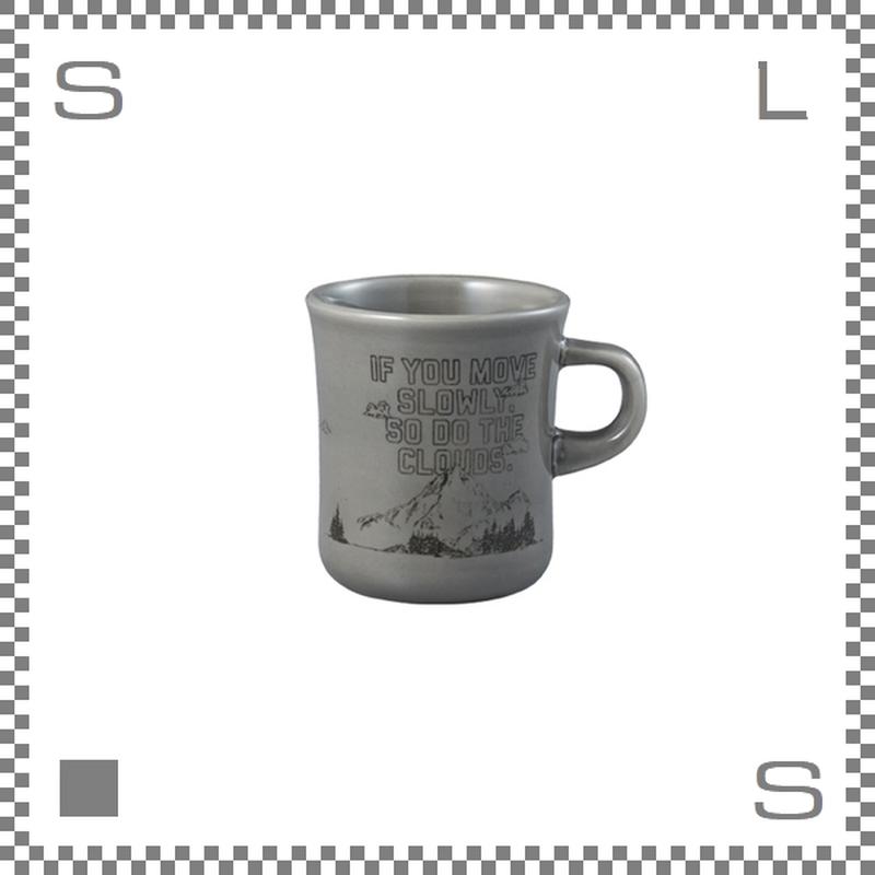 キントー SCS スローコーヒースタイル マグ 250ml クラウド マグカップ