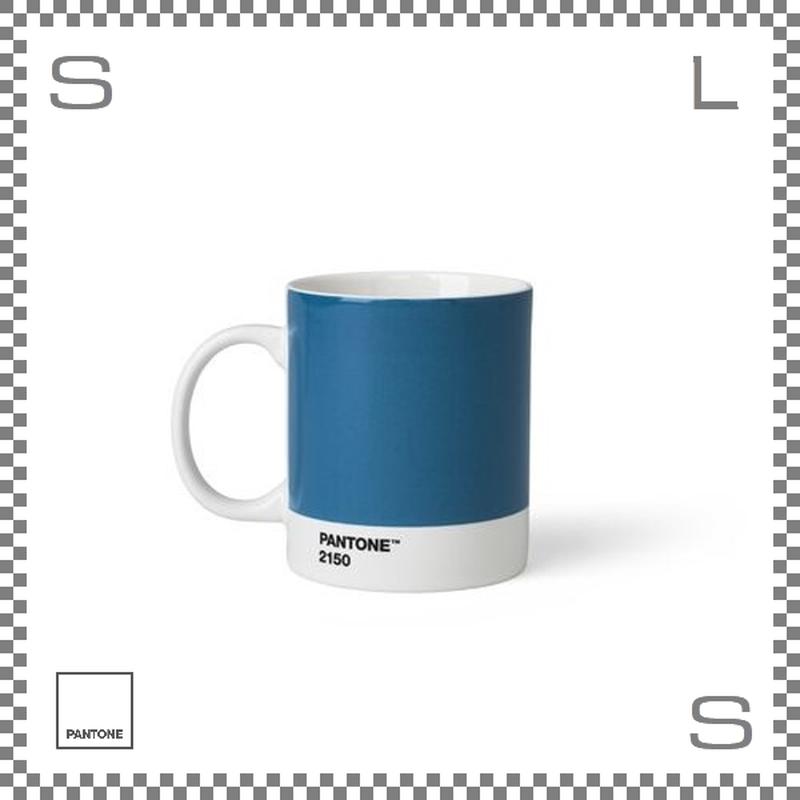 PANTONE パントン マグカップ ブルー 375ml Φ85/W124/H95mm マグ スープマグ
