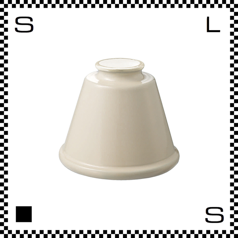 アートワークスタジオ Trap トラップエナメルシェード バター シェードのみ Φ142/H105mm ベルモチーフ ホーロー仕上げ ミニエナメルシリーズ AW-0053-BU (※)