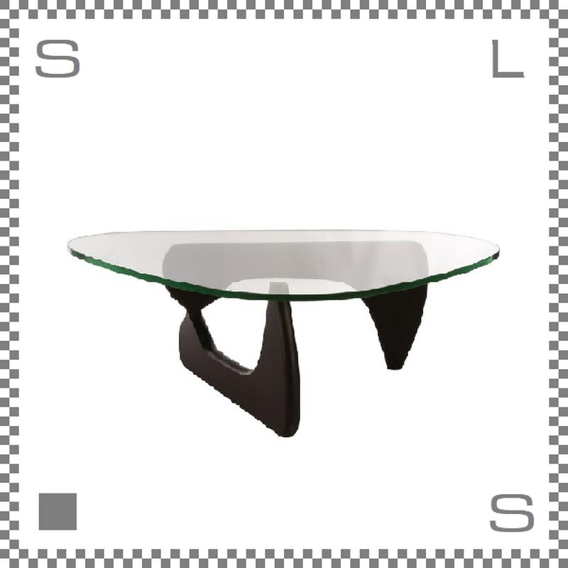 イサムノグチ コーヒーテーブル ローテーブル センターテーブル アッシュ材 ブラック Isamu Noguchi