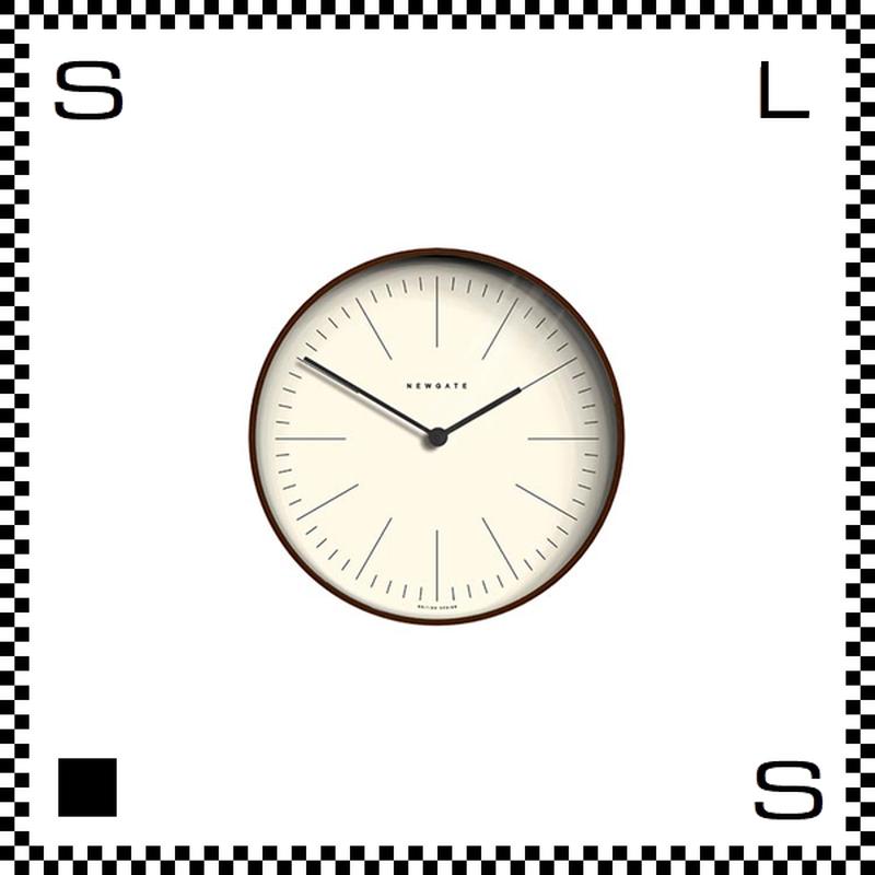NEW GATE ミスタークラーク Sサイズ 直径28cm ウォールクロック 壁掛け時計 ニューゲート アートワークスタジオ
