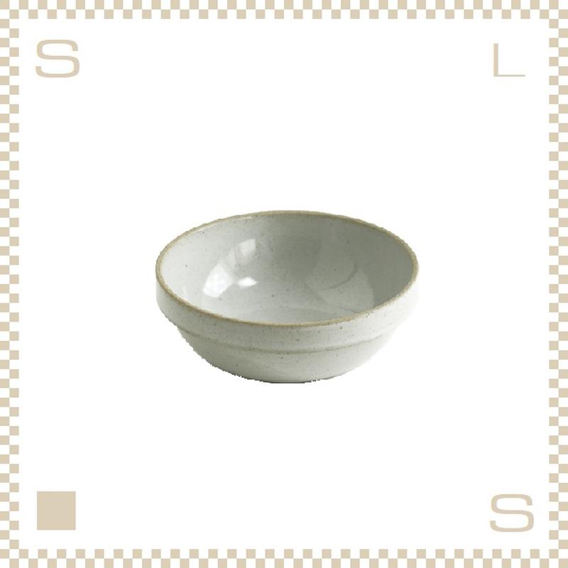 ハサミポーセリン ラウンドボウル 直径145mm クリア グロス Φ145/H55mm スタッキング可 HPM031 Hasami Porcelain