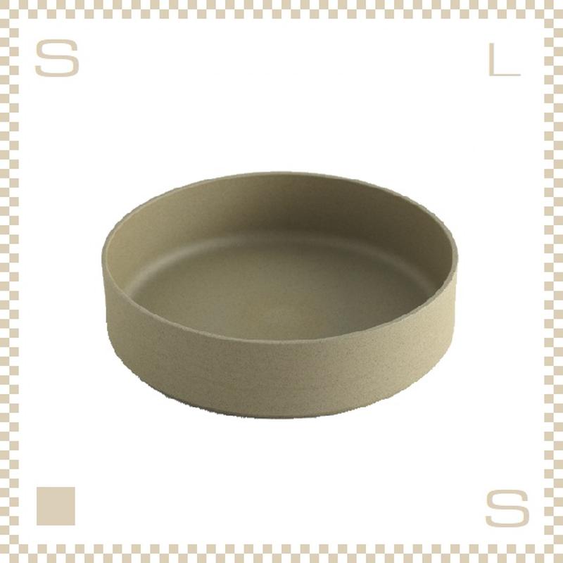 ハサミポーセリン ボウル 直径220mm ナチュラル Φ220/H55mm スタッキング可 HP010 Hasami Porcelain