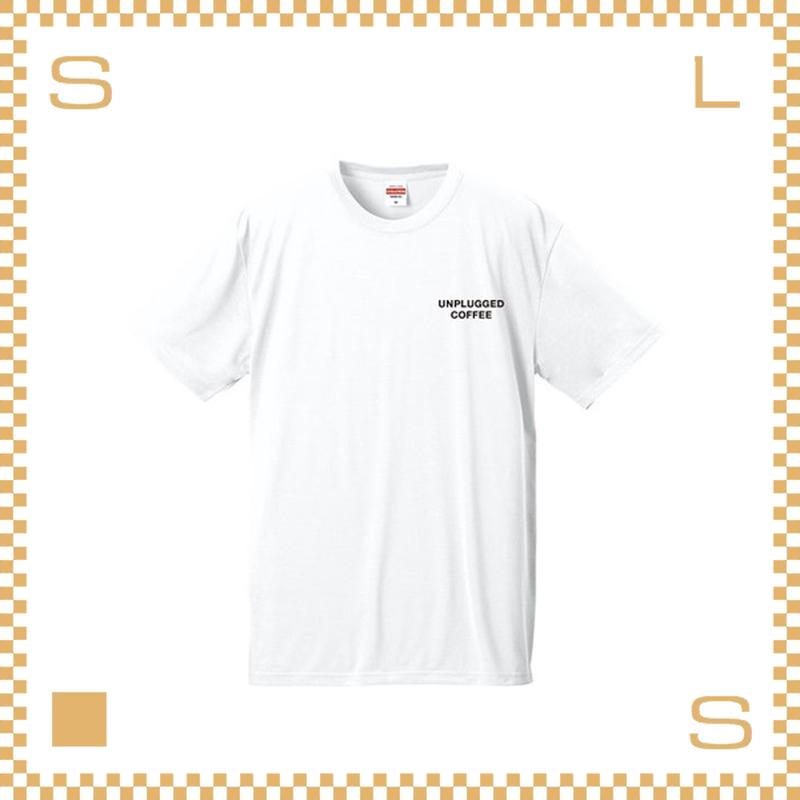 RIVERS リバーズ アンプラグドコーヒー Tシャツ MT ホワイト サイズS~XL