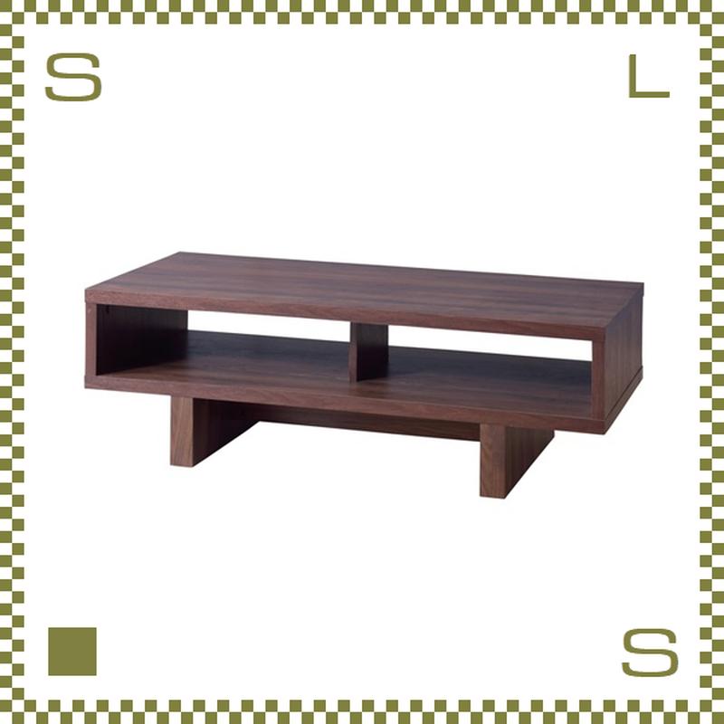 センターテーブル バリ風 W110/D50/H36.5cm ローテーブル ボックス型 azu-ol851