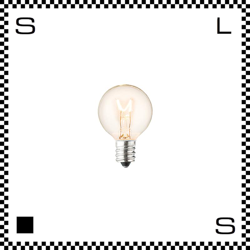 アートワークスタジオ レトロバルブランプ ミニ電球 口金:E12 5W BU-1146