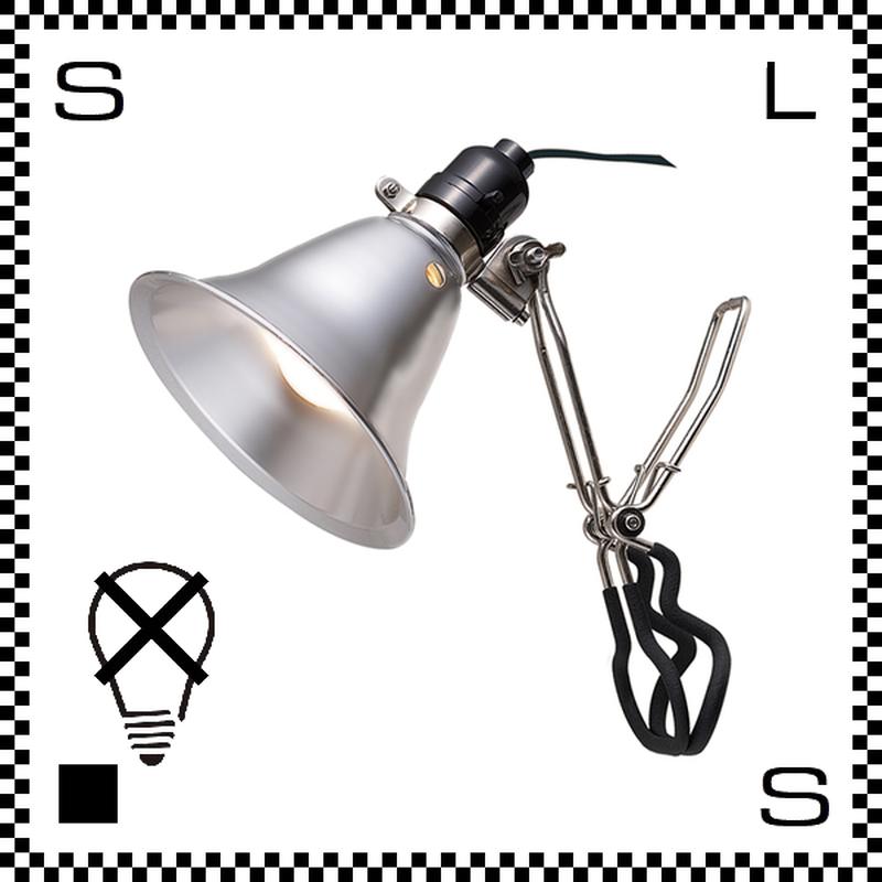 アートワークスタジオ ファクトリークリップ Sサイズ レッドコード クランプ式 テーブルライト 電球なし  AW-0290Z-BK