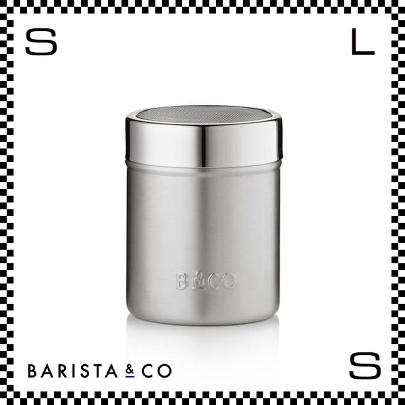 BARISTA&CO バリスタアンドコー ココアシェイカー スチール 400ml Φ7.4/H9.4cm ココアメイカー