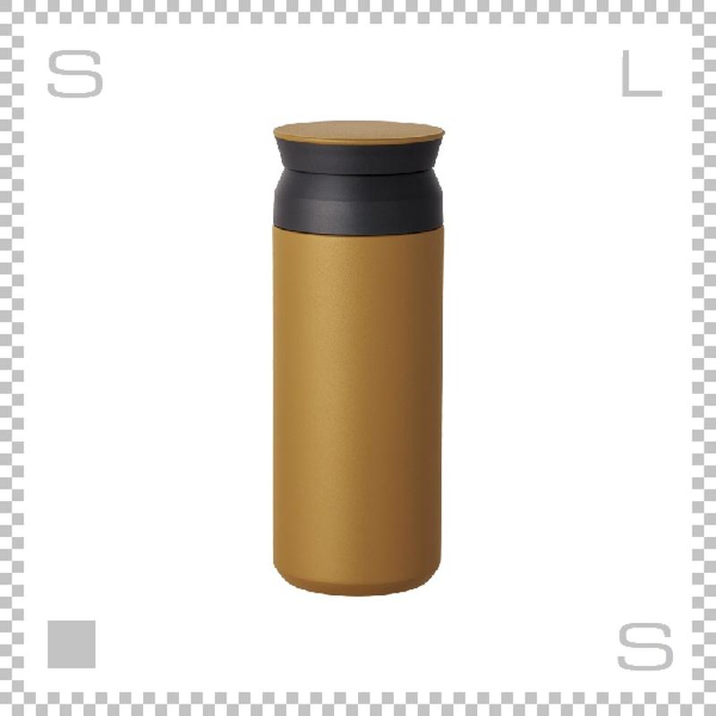 KINTO キントー トラベルタンブラー 500ml コヨーテ 携帯ボトル ステンレスボトル