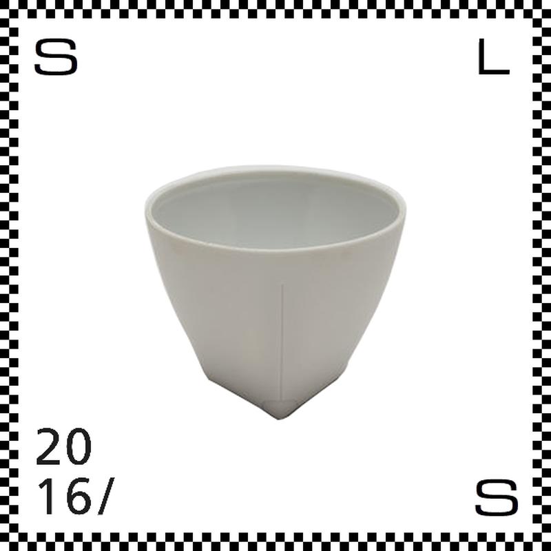 2016/ Christian Haas クリスチャン ハース ティーカップ ホワイト Φ90/H70mm 湯呑み カップ 有田焼 日本製 ch-007
