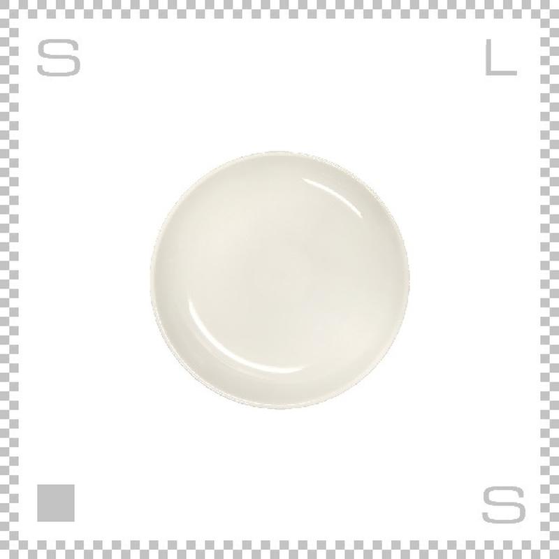 Common コモン プレート 180mm ホワイト Φ180/H21mm 波佐見焼 日本製