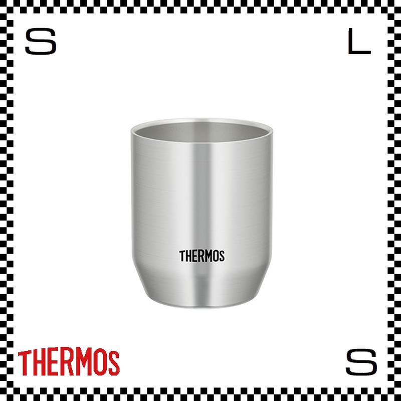 THERMOS サーモス 真空断熱カップ 360ml シルバー Φ8/H9.5cm