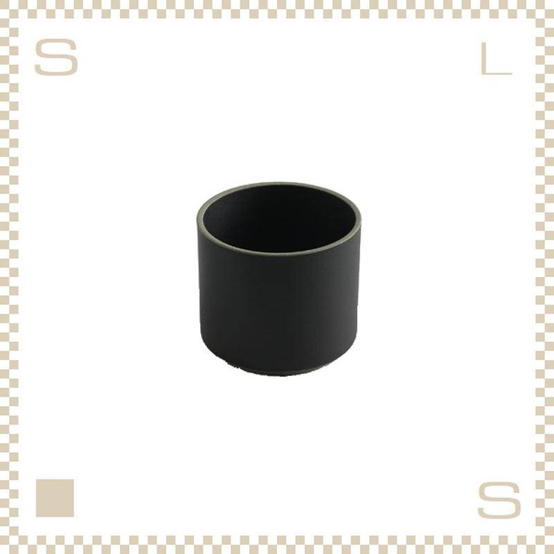 ハサミポーセリン トールボウル 直径85mm ブラック Φ85/H72mm スタッキング可 HPB013 Hasami Porcelain
