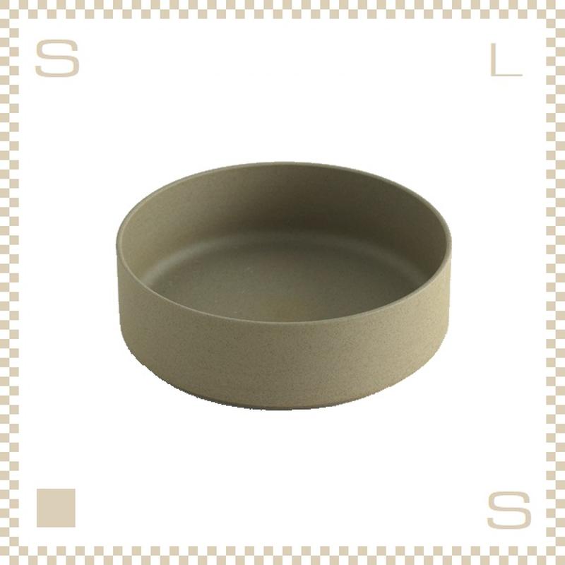 ハサミポーセリン ボウル 直径185mm ナチュラル Φ185/H55mm スタッキング可 HP009 Hasami Porcelain
