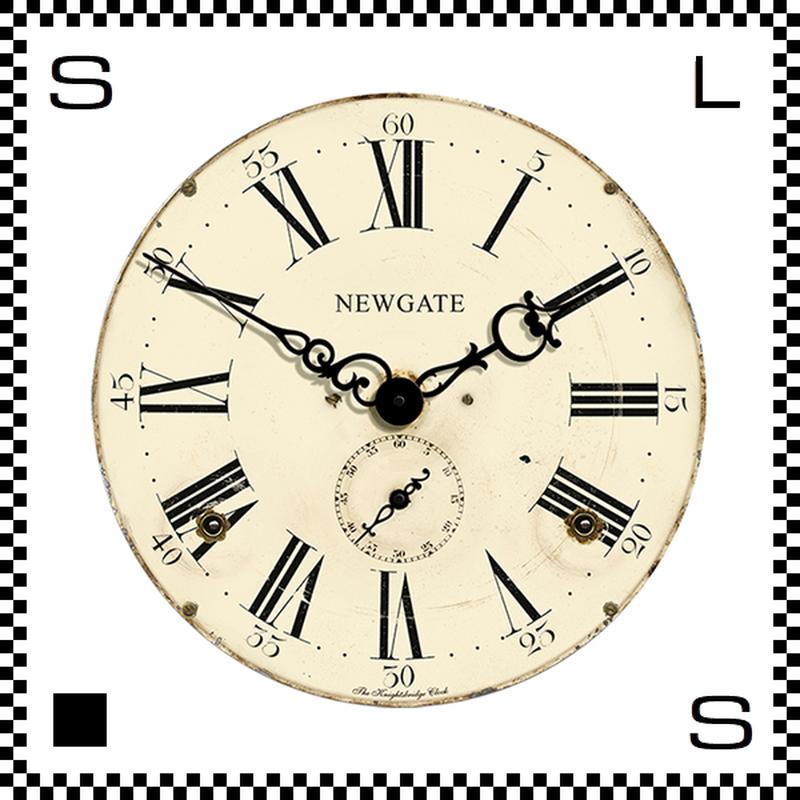 NEW GATE ナイツブリッジ 直径50cm ウォールクロック 壁掛け時計 ニューゲート アートワークスタジオ