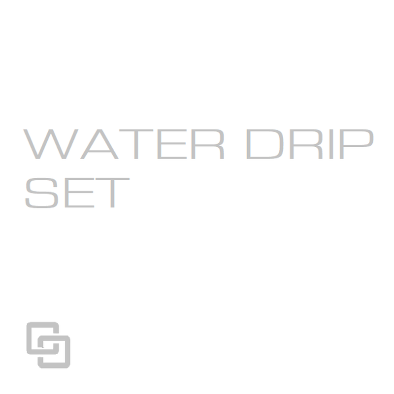 CATEGORY - WATER DRIP SET
