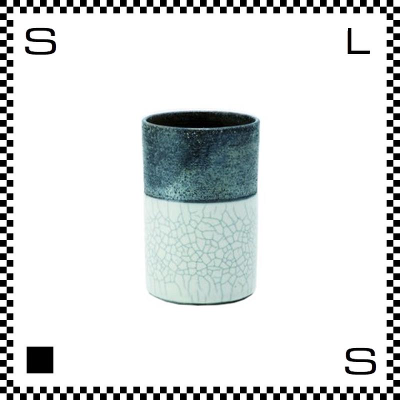 信楽焼 kannyu カンニュウ カップ 430ml Φ8/H12cm タンブラー フリーカップ ハンドメイド 日本製