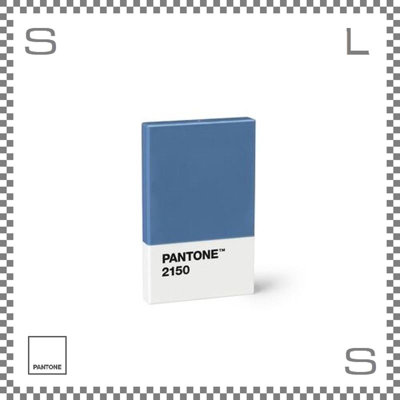 PANTONE パントン カードホルダー ブルー 95×60×11mm 名刺入れ カードケース
