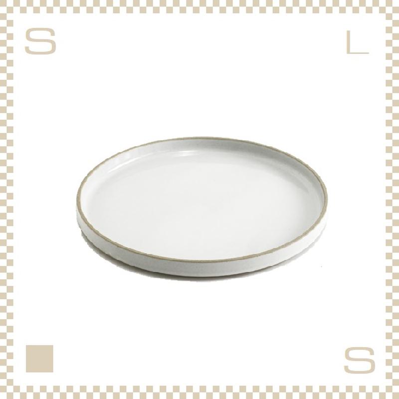 ハサミポーセリン プレート 直径220mm クリア グロス Φ220/H21mm スタッキング可 HPM004 Hasami Porcelain