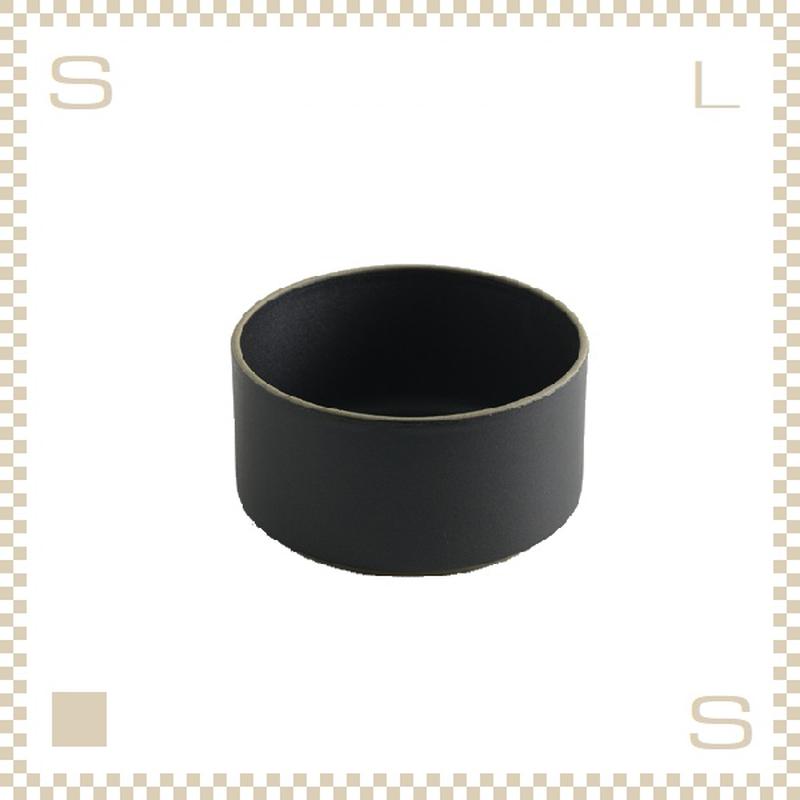 ハサミポーセリン トールボウル 直径145mm ブラック Φ145/H72mm スタッキング可 HPB014 Hasami Porcelain