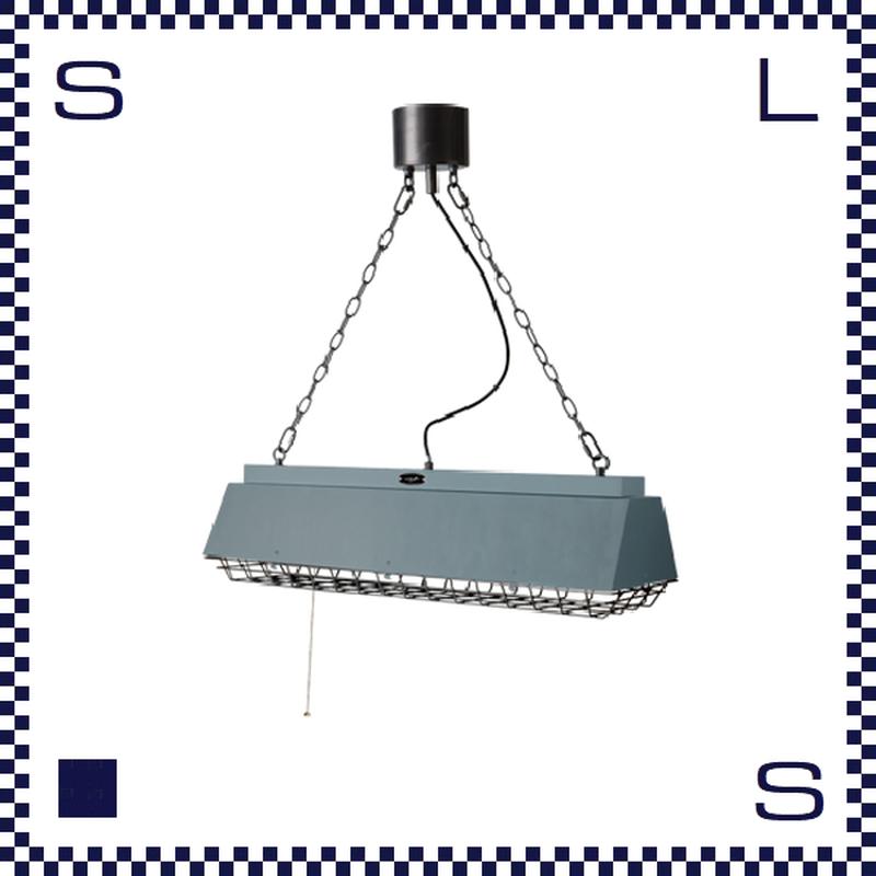 HERMOSA ハモサ COMPTON コンプトンランプ サックス ペンダントライト 6灯ランプ スチールバータイプ インダストリアル