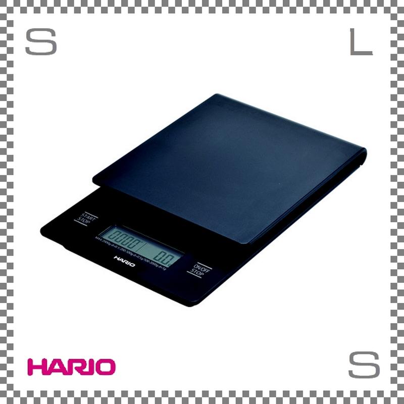 HARIO ハリオ V60 ドリップスケール W120/D190/H29mm 抽出量計測器  vst-2000b