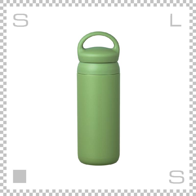 KINTO キントー デイオフタンブラー グリーン 500ml マグボトル 携帯ボトル ステンレスボトル