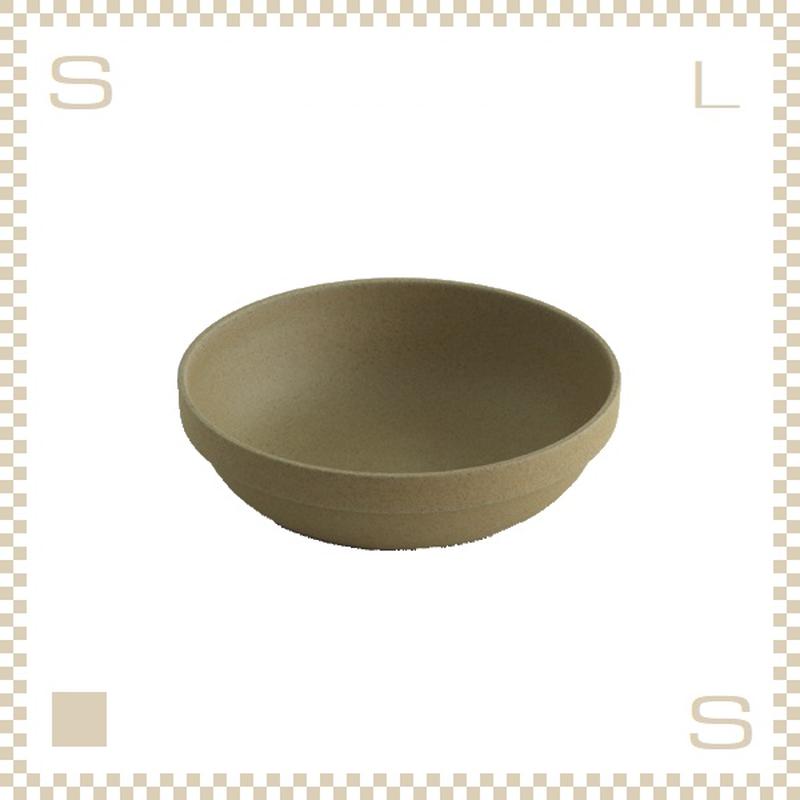 ハサミポーセリン ラウンドボウル 直径185mm ナチュラル Φ185/H55mm スタッキング可 HP032 Hasami Porcelain