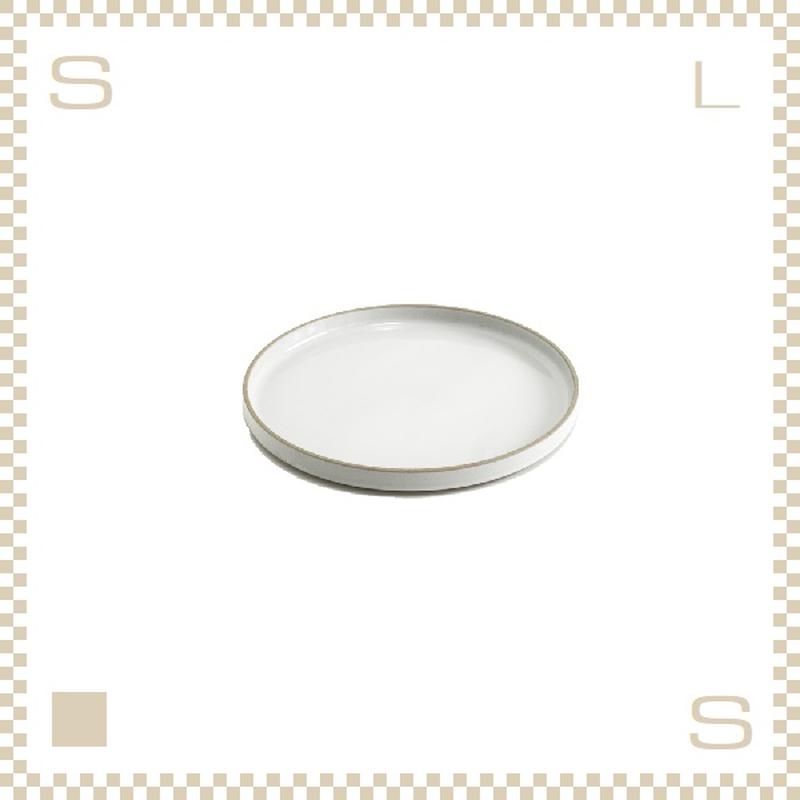 ハサミポーセリン プレート 直径85mm クリア グロス Φ85/H21mm スタッキング可 HPM001 Hasami Porcelain