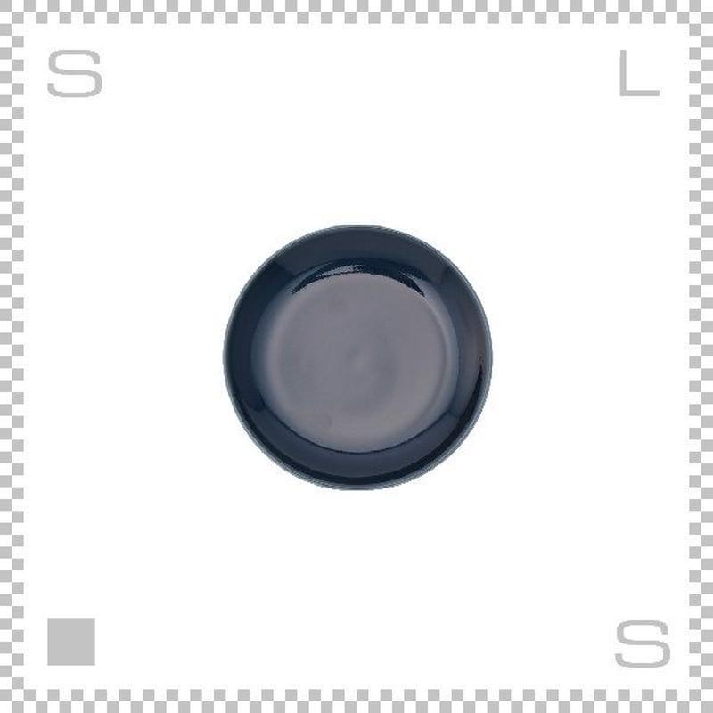 Common コモン プレート 150mm ネイビー Φ150/H18mm 波佐見焼 日本製