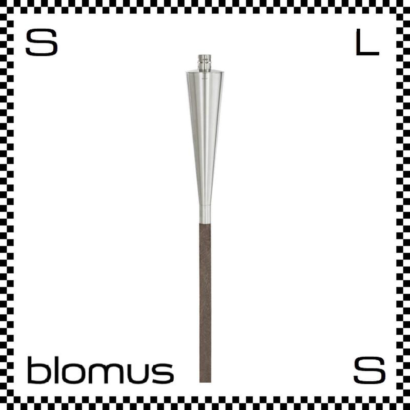 blomus ブロムス ガーデントーチ ORCHOS Φ70/H1450mm 専用バーニングジェル必須 松明 blomus-65007