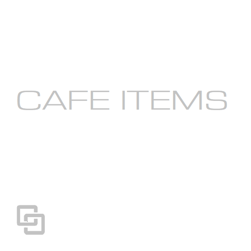 CATEGORY - CAFE ITEMS