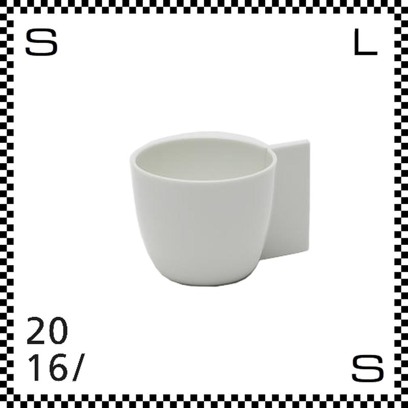 2016/ Christien Meindertsma クリスチャン メンデルツマ コーヒーカップ ホワイト Φ70/W95/H58mm ティーカップ 有田焼 日本製 cm-005